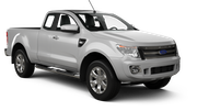 AVIS Car rental Baku - Downtown Suv car - Ford Ranger