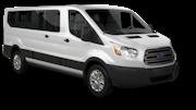Lei Ford Transit Passengervan
