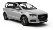 U-SAVE Car rental Miami - Mid-beach Van car - Chevrolet Conversion