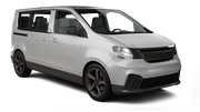 AVIS Car rental Luxembourg - City Van car - Volkswagen T6