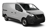 Rent Peugeot Partner Cargo Van