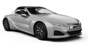 SIXT Car rental Fullerton - La Mancha Shopping Center Convertible car - Chevrolet Corvette Convertible