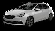Super Saver Car Older Economy Model