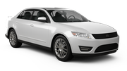 HERTZ Car rental Ottawa - Airport Standard car - Oldsmobile Alero