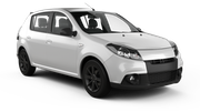 BUDGET Car rental Beirut Airport Mini car - BYD F0