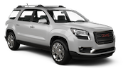 ECONOMY Car rental Orange County - John Wayne Apt Suv car - GMC Acadia