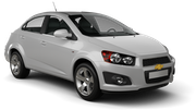BUDGET Car rental Canberra - Downtown Economy car - Holden Spark