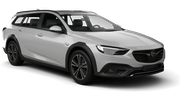 BUDGET Car rental Canberra - Downtown Standard car - Holden Commodore Estate