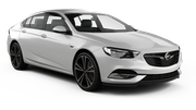BUDGET Car rental Canberra - Downtown Fullsize car - Holden Commodore