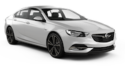 HERTZ Car rental Sydney Airport - International Terminal Fullsize car - Holden Commodore