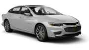 ENTERPRISE Car rental Christchurch - Airport Fullsize car - Holden Malibu