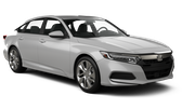 AVIS Car rental Al Maktoum - Intl Airport Standard car - Honda Accord