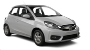 CHIC CAR RENT Car rental Bangkok - City Centre Mini car - Honda Brio