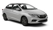 THRIFTY Car rental Chiang Rai - Airport Economy car - Honda City