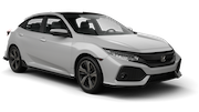 ROUTES Car rental Calgary - Airport Compact car - Honda Civic