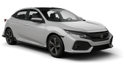 HERTZ Car rental Rehovot Compact car - Honda Civic