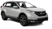 HERTZ Car rental Pattaya - City Centre Suv car - Honda CR-V