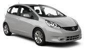 THRIFTY Car rental U-tapao - Airport Compact car - Honda Jazz