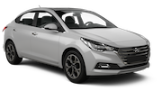 ENTERPRISE Car rental Calgary - Airport Compact car - Hyundai Accent