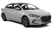 ENTERPRISE Car rental Boise - Airport Standard car - Hyundai Elantra