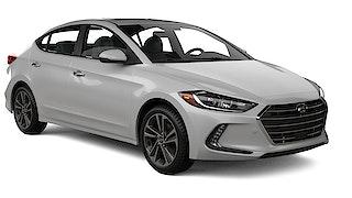 Hyundai Elantra ou équivalent