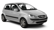 BEST BUY Car rental Cirkewwa - Downtown Economy car - Hyundai Getz