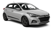 DRIFTER Car rental Cirkewwa - Downtown Compact car - Hyundai i20