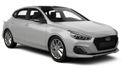 BUDGET Car rental Campbelltown Standard car - Hyundai i30