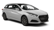AVIS Car rental Kaliningrad - Khabrovo Airport Standard car - Hyundai i40 Estate