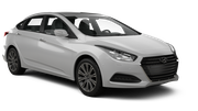 ELEX POLUS Car rental Moscow - Downtown Standard car - Hyundai i40