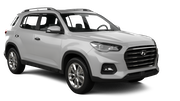 BUDGET Car rental Killarney - Town Centre Suv car - Hyundai ix35