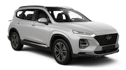 LOTTE RENT A CAR Car rental Bundang - Kyonggi Suv car - Hyundai Santa Fe