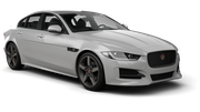 DOLLAR Car rental Sheffield Fullsize car - Jaguar XE