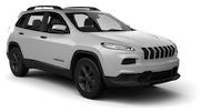 DOLLAR Car rental Diamond Bar Suv car - Jeep Cherokee