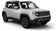BUDGET Car rental Lesvos - Airport - Mytilene International Suv car - Jeep Renegade