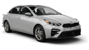 ALAMO Car rental Sunshine Coast - Airport Standard car - Kia Cerato