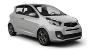 SIXT Car rental Huddersfield Mini car - Kia Picanto