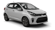 DOLLAR Car rental Panama City - Hotel La Cresta Inn Mini car - Kia Picanto