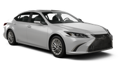 DRIVE ON HOLIDAYS Car rental Faro - Airport Standard car - Lexus IS300H Hybrid