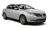 BUDGET Car rental Margate Luxury car - Lincoln MKS