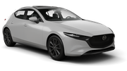AVIS Car rental Dubai - Downtown Compact car - Mazda 3