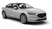 AVIS Car rental Changi Airport - T3 Standard car - Mazda 6