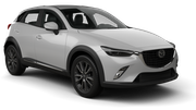 HERTZ Car rental Dubai City Centre Economy car - Mazda CX-3