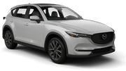 AVIS Car rental Al Ain Suv car - Mazda CX-5