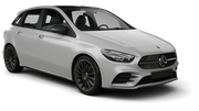 HERTZ Car rental Maribor - Airport Standard car - Mercedes B Class