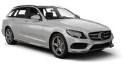 EUROPCAR Car rental Plymouth Standard car - Mercedes C Class Estate