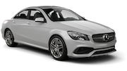 EUROPCAR Car rental Burton Upon Trent North Standard car - Mercedes C Class