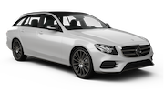 SIXT Car rental Doncaster Standard car - Mercedes E Class Estate