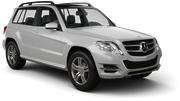 EUROPCAR Car rental Ljubljana - Railway Station Suv car - Mercedes GLK