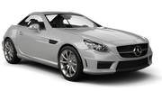 Rent Mercedes SLK Convertible